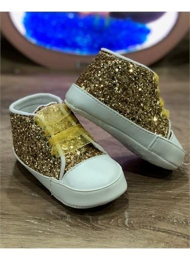 Baby Collection Baby Collection Bebek Ayakkabısı Altın